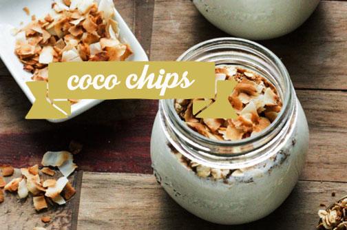 Granel: Chipsde Coco